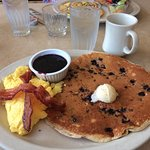 Blueberry Pancakes of the gods