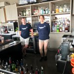 Nancy's terrific bartenders
