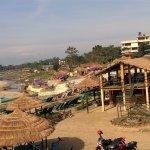 Sauraha beach