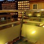 6. emelet kilátás 621 szoba