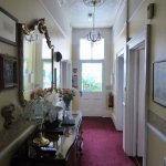 Fleurie House - Entrance Hallway