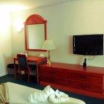 Room 240 - TV etc.