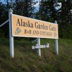 Foto de Alaska Garden Gate B & B