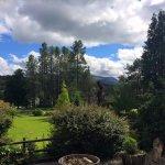 Front garden of Coire Glas