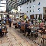 Estrel bei Nacht Frühstück für mehrere Hundert Gäste zeitgleich ohne Stress
