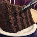 "The Chocolate Cake ""slice"""