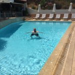 9 Muses Hotel Skala Beach Photo