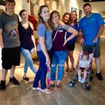 Teens that enjoyed the musem (and us old folks!)