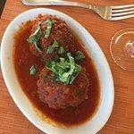 Beef, veal & pork Meatballs