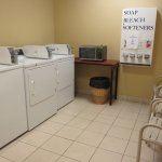 Guest laundry services