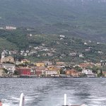 Malcesine from Limone Ferry