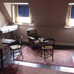 Maids room in attic
