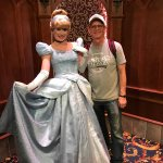 Me and Cinderella