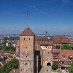 Photo de Kaiserburg Nurnberg (Nuremberg Castle)