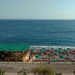 View of Mediterranean form our room