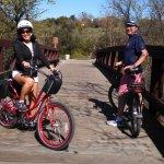 Ride through Shady Canyon