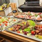 Renzis beliebte Buffets