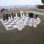 Games terrace.