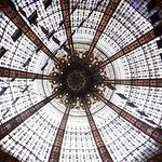 Glass dome enclosure
