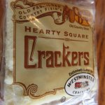 No toxic ingredients in the soup crackers