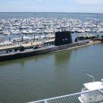 USS CLAGAMORE submarine