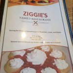 Ziggie's Family Room Restaurant