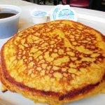 Oh baby, I love thee Sweet Potato Pancakes