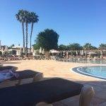Hotel Florida park pool/spa area