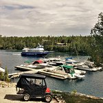 Obraz Big Tub Harbour Resort