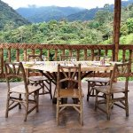 Most beautiful restaurant in the Tandayapa Valley surroundings - delicious cuisine!