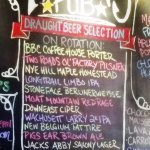 Draught Beer Selection on Rotation