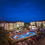 Overview of Whispering Pines Condos in Pigeon Forge, Tennessee