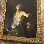 """Caravaggio's """"David with the Head of Goliath"""""""