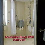 Accessible Room No. 203