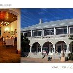 Gallery Café Interior & Exterior