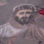Ciclovia de Bogota (Street Art)