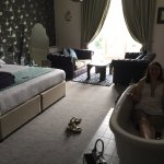 Anniversary trip. Excellent value and friendly service. Good quality rooms and restaurant. Would