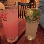 Mojito and Lemonade