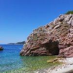 Layered Rocks of Rafailovici
