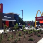 Reonvated McDonald's
