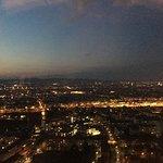 Ausblick aus Wien Twin Tower Businesspark