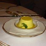 1st course...lemon mousse