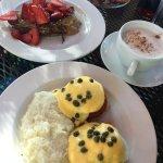 Breakfast at Creekside
