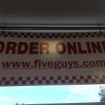 Five Guys!!!