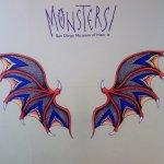 MONSTERS exhibit