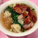 Pekin duck soup