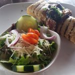 Steak Boxty with fresh side salad