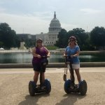 Fun on the Segway!