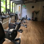 Upgraded Gym/Fitness Centre