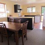 Three Bedroom Apartment Kitchen